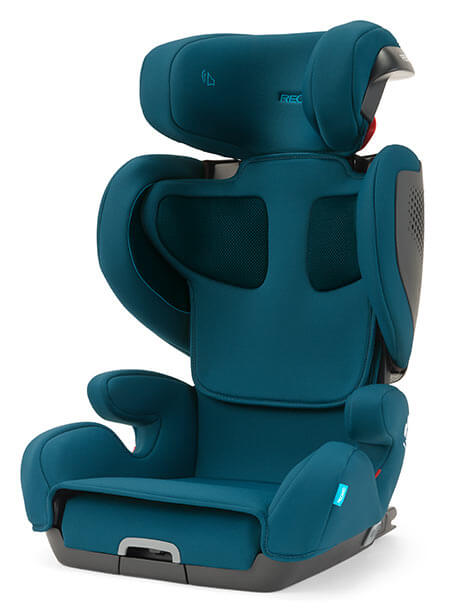 Autosjedalica RECARO mako elite select teal green