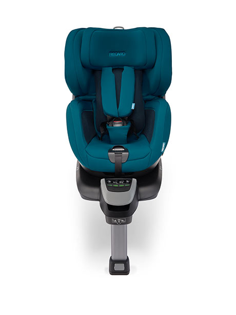 salia elite feature front view reboarder recaro kids