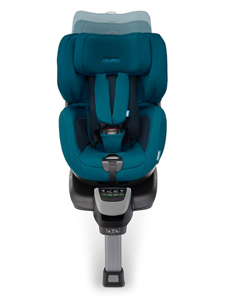 salia elite feature height adjustable headrest reboarder recaro kids