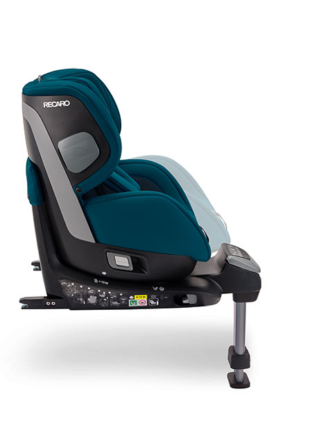salia elite feature reclining position forward facing reboarder recaro kids